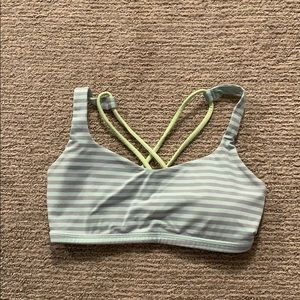 lululemon athletica Other - lulu lemon size 4 bra top